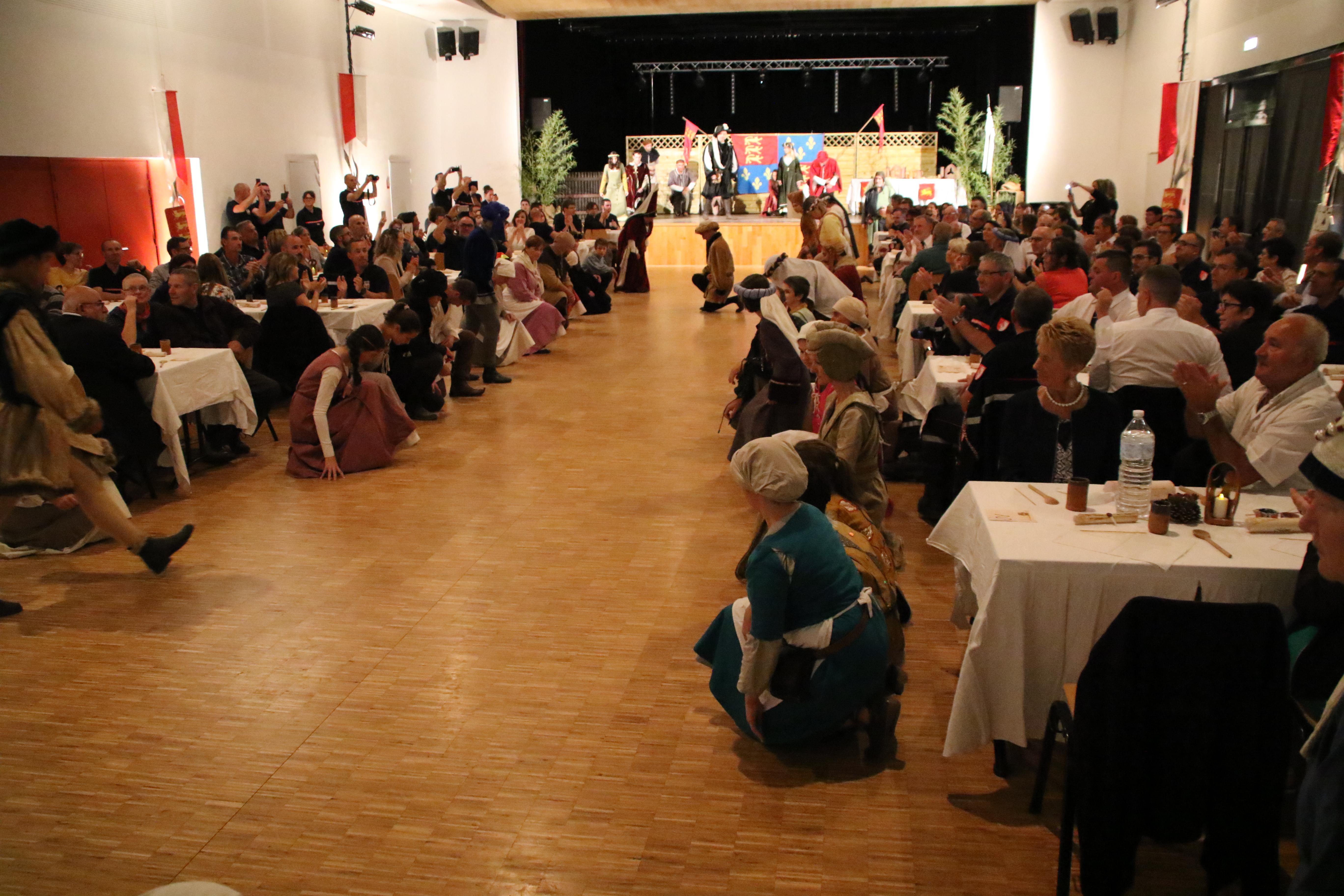Forum annuel départemental des Pompiers de Vendée à la Garnache (85)